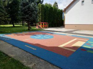 ihrisko v škole MS Paletko